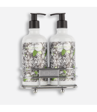 Beekman 1802 Hand Care Duo Caddy Set