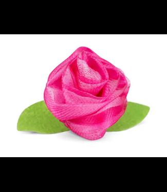 Blooming Rose Mesh Sponge
