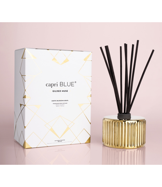 Exotic Blossom and Basil Reed Diffuser
