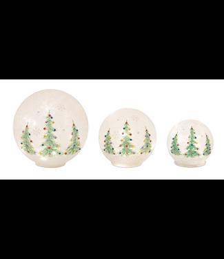 Christmas Tree Globe/Timer