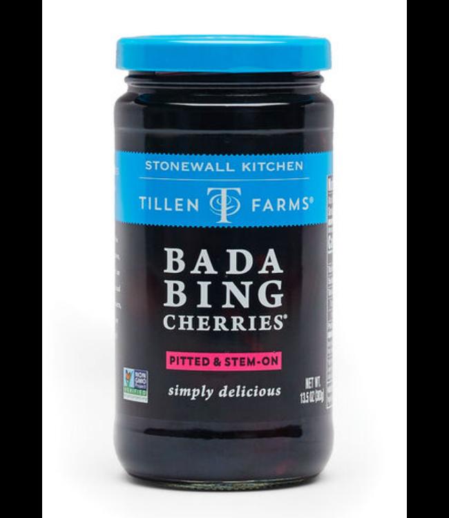Stonewall Kitchen Tillen Farms Bada Bing Cherries