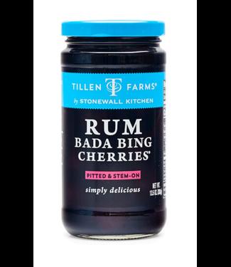 Stonewall Kitchen Tillen Farms Rum Bada Bing Cherries