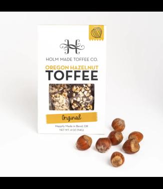 Oregon Hazelnut Toffee - Original