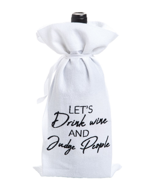 Judge People Wine Bag