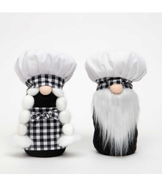 CHEF and CHEFETTE GNOME