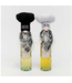 "CHEERS CHEF GNOME BOTTLE TOPPER 2 Assorted White/Black 4.5""X11"""