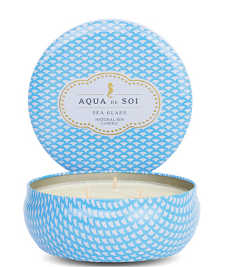 Aqua de SOi Sea Glass 21oz Tin