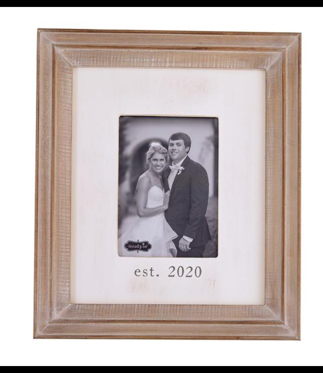 5x7 Est 2020 Frame