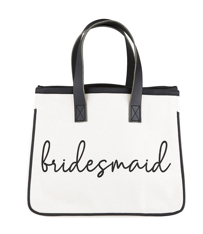Canvas Tote - Bridesmaid