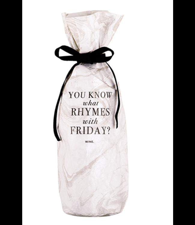 Wine Bag - Friday