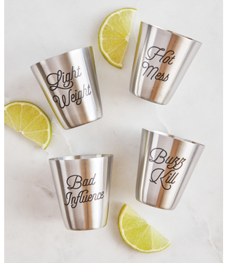 Personality Shot Cups