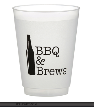 BBQ and Brews Frost Flex Cup