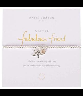 a little FABULOUS FRIEND - bracelet