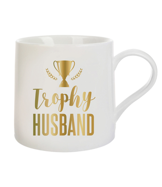 Mug 20oz Trophy Husband