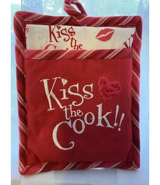 Kiss the Cook 2pc Gift Set