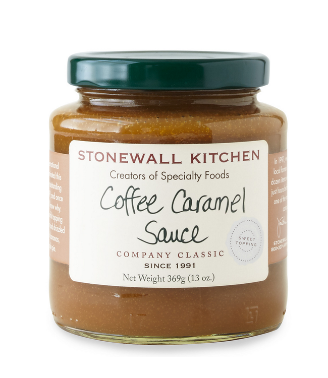 Stonewall Kitchen Coffee Caramel Sauce 13oz