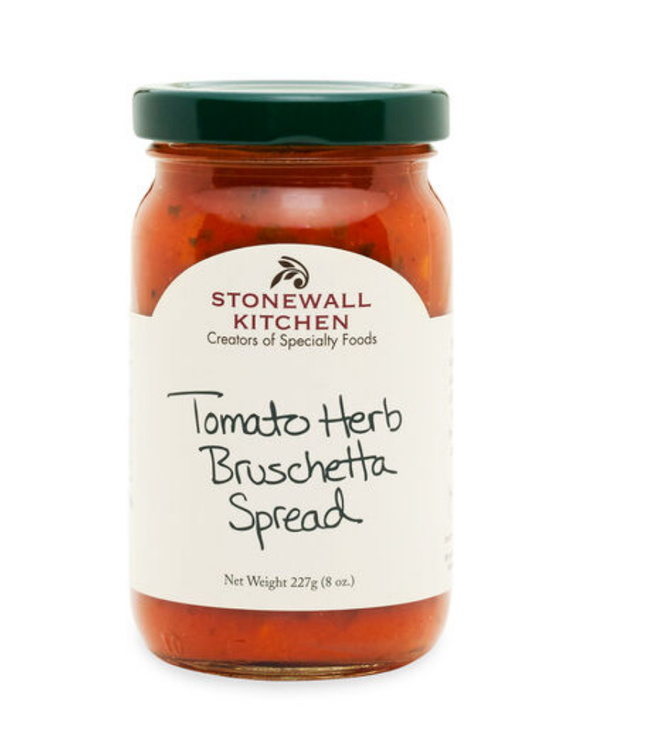Stonewall Kitchen Tomato Herb Bruschetta Spread