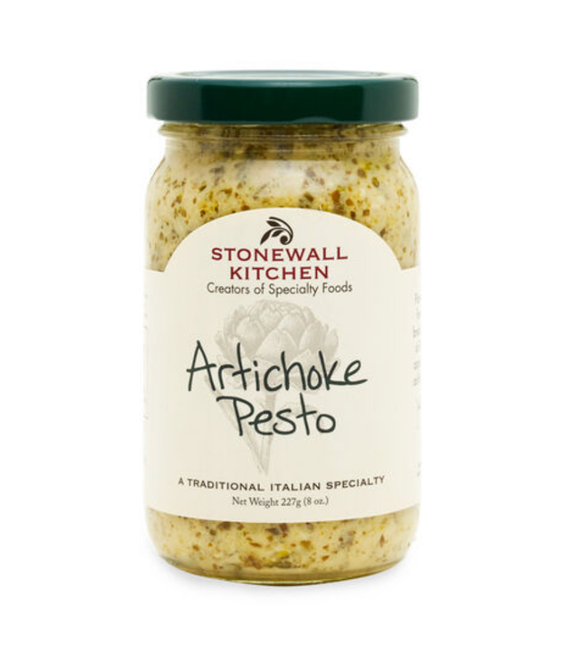 Stonewall Kitchen Artichoke Pesto 8 oz