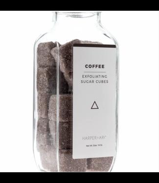 Coffee Exfoliating Sugar Cube Bottle