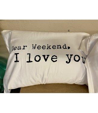 Weekend Love Standard/Queen