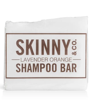 Handcrafted Shampoo Bar - Lavender & Orange 5oz