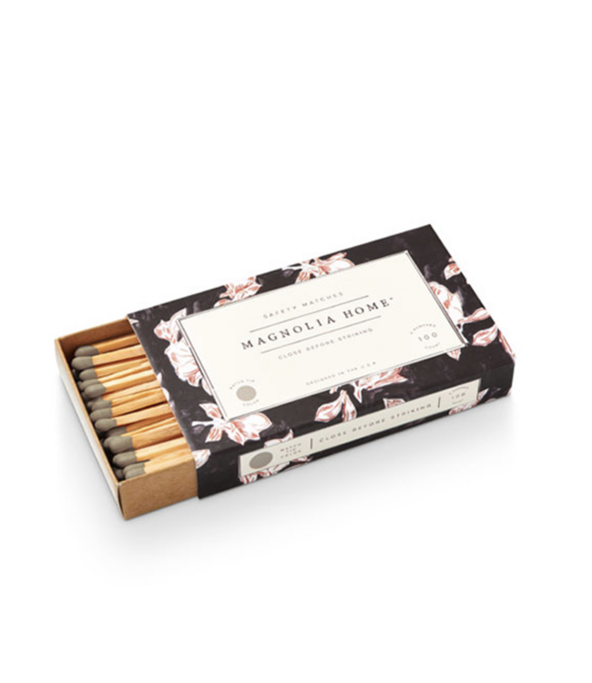 Magnolia Home MH Boxed Matches, Bloom