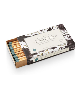 Magnolia Home MH Boxed Matches, Garden