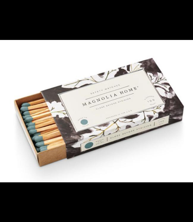 Magnolia Home MH Boxed Matches, Garden