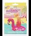 Inflatable Flamingo Drink Holder