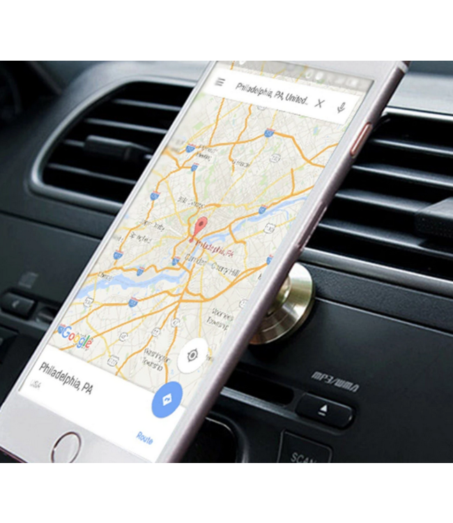 Car Mount Magnetic Cell Phone Attachment
