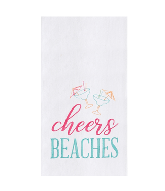 Cheers Beach Towel