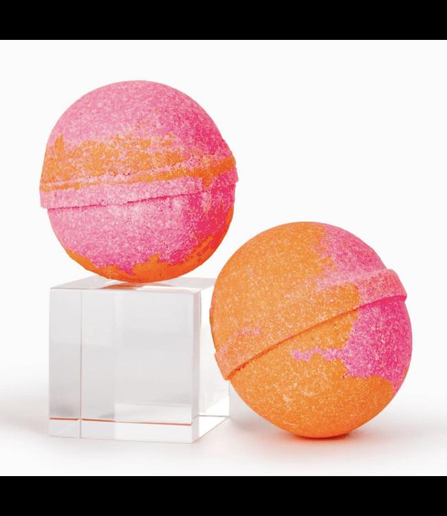 Orange Agate Bath Bomb