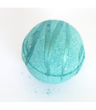 Turquoise Bath Bomb