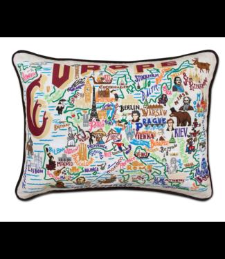 Europe Pillow