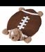 Mud Pie Football Baby Mat