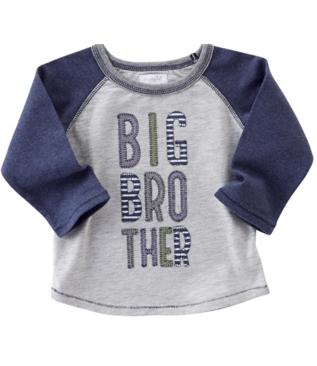 Big Brother Reglan Tee Medium