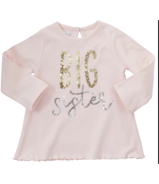 Mud Pie Big Sister Tunic Small