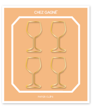 Paper Clip Mini Pack - Wine Glass