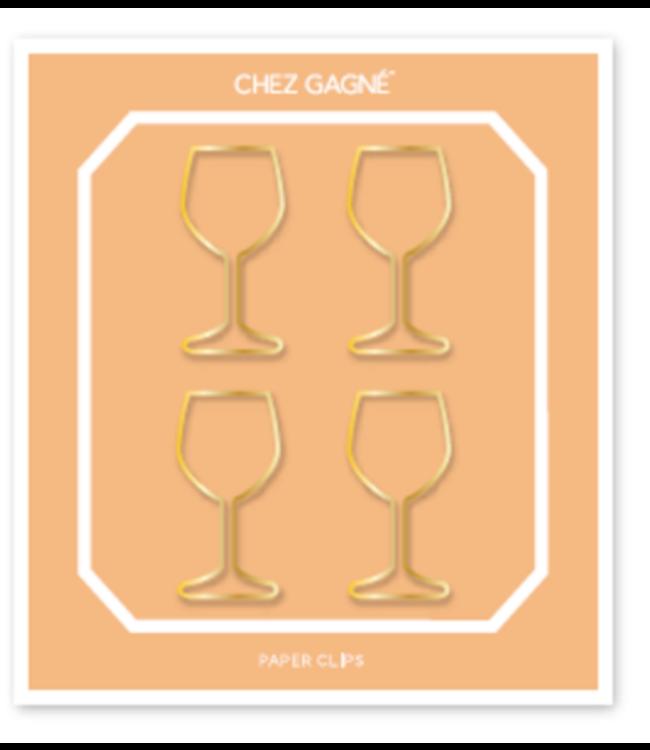 Paper Clip Mini Pack - Wine Glass