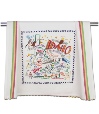 Idaho Dish Towel