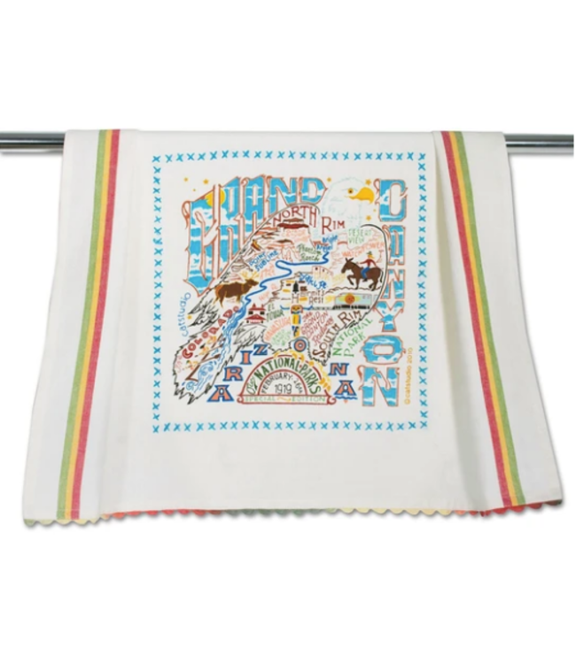 Grand Canyon Dish Towel