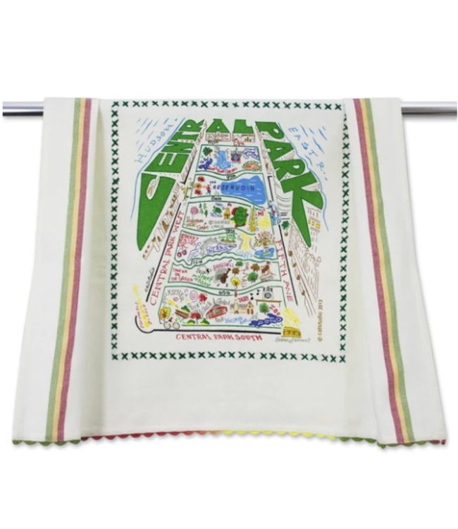 Central Park Dish Towel