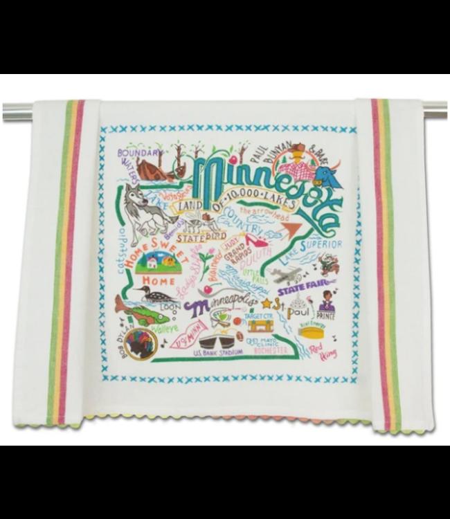 Minnesota Dish Towel