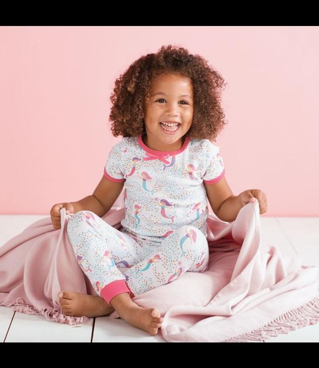 Mud Pie Mermaid Pajama Set