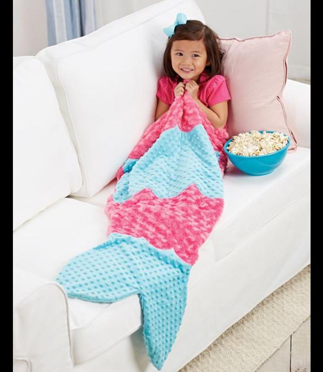 Mud Pie Mermaid Blanket