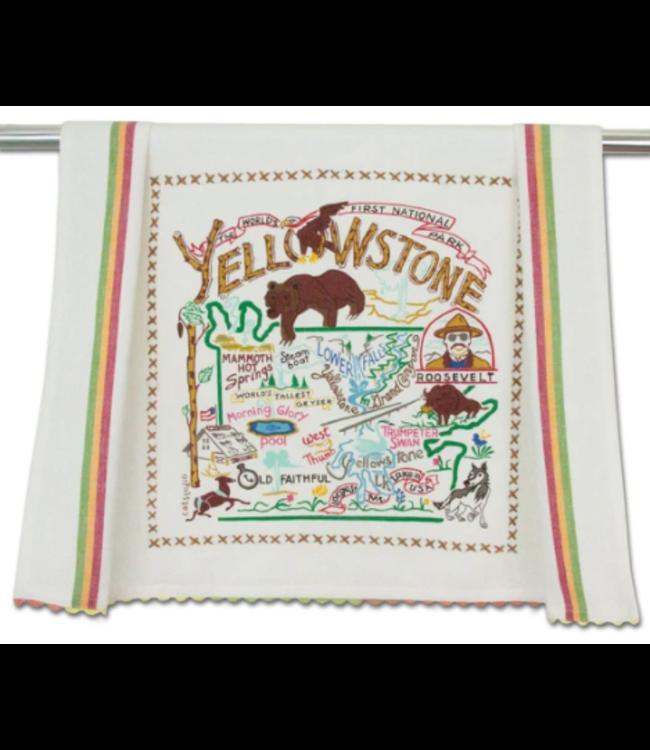 Yellowstone Dish Towel