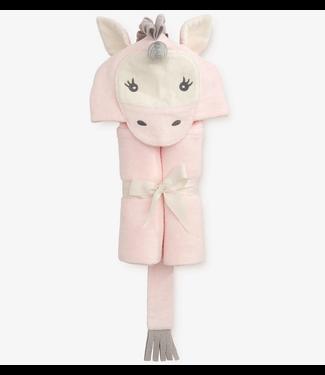 Bath Wrap Towel Unicorn Girl
