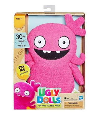 UGLY DOLL FEATURE SOUNDS PLUSH