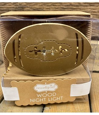 Mud Pie Football Night LIght