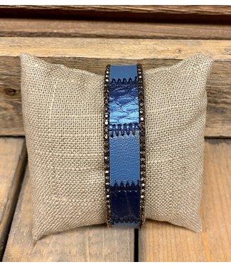Wrap Bracelet w/Magnetic Clasp